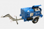 Thaler Cable Capstan Winch - Line 4000